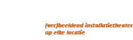 Toneelgroep Dapper Logo
