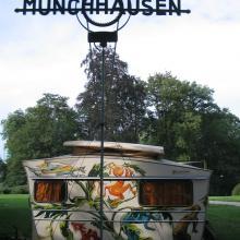 Münchhausen caravan